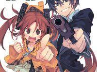 100+ <b>Black Bullet</b>-Ideen | <b>black bullet</b>, <b>anime</b>, karneval <b>anime</b>