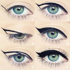 here s an easy way to purrfect a cat eye a friend who will find