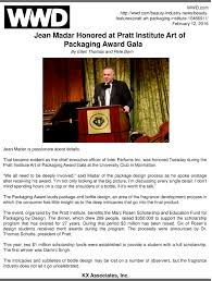 the th annual pratt institute art of packaging award gala marc pratt institute art of packaging award gala 2016