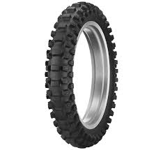 Dunlop Geomax MX33 90/100-14 Rear Tire - AOMC.mx