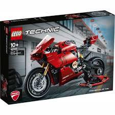 <b>LEGO Technic Ducati Panigale</b> V4 R - 42107 | Kmart