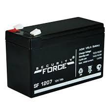 <b>Аккумулятор Security Force</b> SF 1207 (12V / 7Ah)