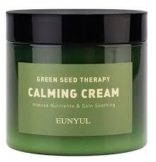 Eunyul Green Seed Therapy <b>Calming</b> Cream <b>Успокаивающий крем</b> ...