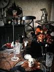 Deco table halloween - m