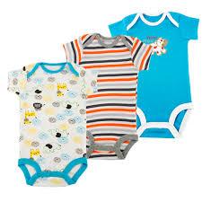 3/4/5 Pcs <b>Kids Baby Bodysuit</b> Girls <b>Boys Summer Baby</b> Girls ...