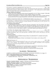 entertainment executive resume sample cover letter for entertainment industry