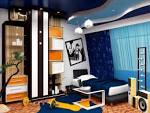 Ремонт дизайн комнаты для подростка