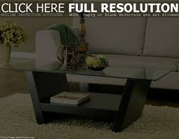 modern accent tables living room the glass top coffee table for a perfect modern accent round tables li