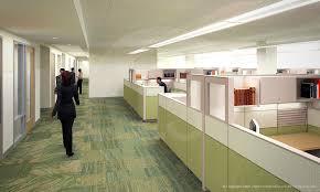cross blue shield headquarters office workspace architectural visualization bluecross blueshield office building architecture