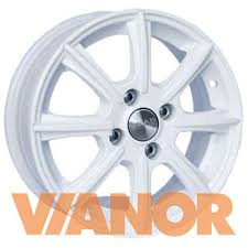 Купить диски <b>СКАД Монако 5.5x14/4x100 D67.1</b> ЕТ43 Белый в ...
