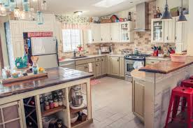 Mobile Home Kitchen Manufactured Home Decorating Ideas Chantals Chic Country Cottage