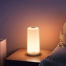 Sale Xiaomi PHILIPS Zhirui 9290019202 <b>Smart</b> Bedside Lamp 100 ...