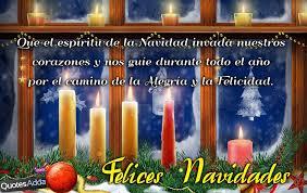 Navidad Spanish Quotes. QuotesGram via Relatably.com