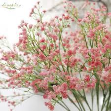 Wholesale-Zinmol <b>1PC DIY Artificial</b> baby's breath Flower ...
