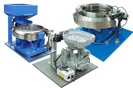 SCEW & NUT & WASHER FEEDER