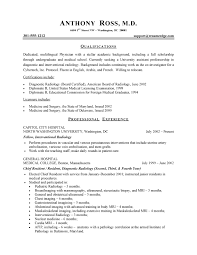 related free resume examples resume format for doctor