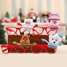 <b>Christmas</b> Decorative <b>Cute Cartoon</b> Glasses Frames Fancy Dress ...