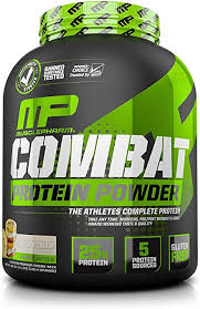 Muscle Pharm 4-Pound <b>Combat Advanced</b> Time Release <b>Protein</b> ...