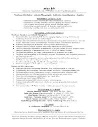 10 warehouse manager resume sample job and resume template warehouse manager cover letter