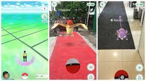 Pokémon GO: Here
