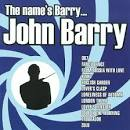 The Name's Barry... John Barry [Acrobat]