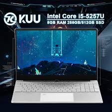 <b>KUU</b>-<b>K1</b> 15.6inch Intel Core Processor i5-5257U <b>Laptop</b> 8GB RAM ...