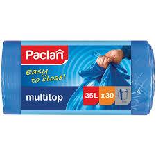 "<b>Пакеты</b> для <b>мусора Paclan</b> ""Multitop"", 35 л x 30 штук | Купить с ..."