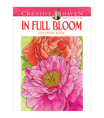 adult coloring books coloring books for adults jo ann adult coloring book creative haven in full bloom