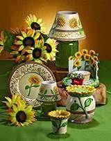 Cute idea!! <b>Sunflower</b> Kitchen <b>Decor</b>