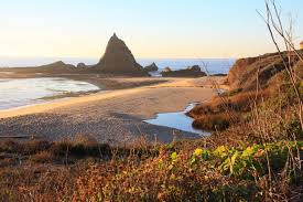Image result for Martins Beach, San Mateo County photograph