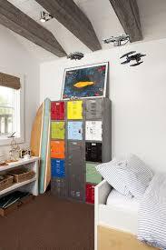Locker Room Bedroom 30 Trendy Ways To Add Color To The Contemporary Kids Bedroom