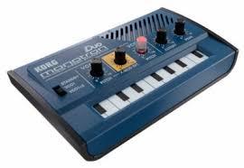 Аналоговый <b>синтезатор Korg monotron</b> DUO купить в Санкт ...