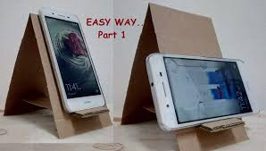 5 Diy Phone <b>Stand</b> You Can Make Easy By Yourself | Suporte para ...