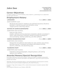 teen resume – google images