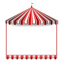 climbing attractive carnival tent cliparts stock vector and captivating detailed illustration of a carnivals frame circus tent small carnival on top stock vector full