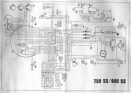 ducati 750 ss wiring diagram ducati wiring diagrams