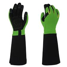 Electronicheart <b>1 Pair Men Women</b> Long Garden Work Gloves ...