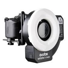 Кольцевая <b>вспышка Godox AR400 Ring</b> Flash 400W купить в ...