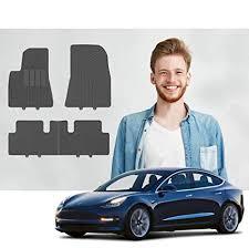 Road Comforts Tesla Model 3 Custom Fit Floor Mats ... - Amazon.com