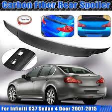 Настоящий <b>карбоновый</b> автомобильный <b>спойлер багажника</b> ...