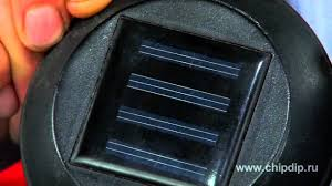 <b>Садовый</b> фонарь на <b>солнечной</b> батарее. Как он ... - YouTube