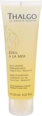 Очищающее <b>гель</b>-<b>масло</b> Thalgo Cosmetic, для <b>снятия</b> макияжа, с ...