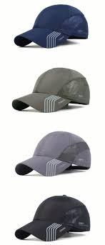 Hats for <b>Women</b>: Mens Thin <b>Breathable</b> Quick Dry Baseball Cap ...