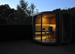 view in gallery futuristic backyard sheds offices studios work pod 14 futuristic backyard offices nooks and pods backyard home office pod