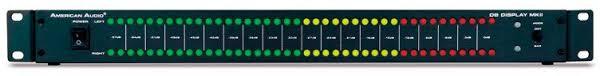 <b>American Audio</b> DB Display MKII индикатор уровня сигнала купить ...