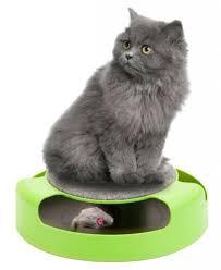 <b>Когтеточка для кошек Мышелов</b>, Bradex (TD 0169) — Магазин ...