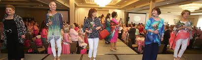 <b>Pretty</b> In <b>Pink</b> Champagne Ladies Luncheon at Turf Valley Resort