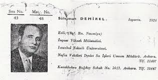 1975 yılında kardeşi Hacı Ali Demirel'in oğlu Yahya Kemal Demirel'in adı hayali mobilya ihracatı yaptığı iddiasıyla gündeme geldi. ile ilgili görsel sonucu