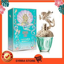 ORIGINAL   <b>Anna Sui Fantasia Mermaid</b> EDT 75ml Perfume ...