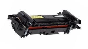 How to check a printer <b>fuser unit</b> - YouTube
